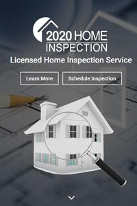 2020 Home Inspection Website Testimonial